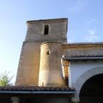 torre de la iglesia de la Inmaculada